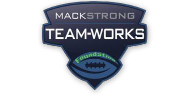 Mack Strong Menu Logo